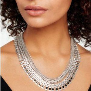 Stella & Dot Electra statement necklace